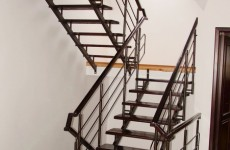 Gerade Treppen