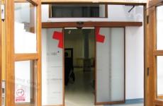 Automatisierte gleitende Türen